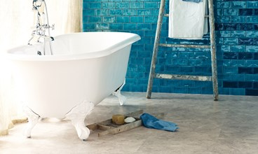 Amtico Floor Bath Tub